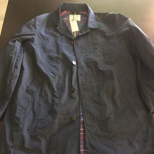 Thomas Pink Jackets & Coats - Thomas Pink Men Navy Blue Trench Coat S, M, L, XL